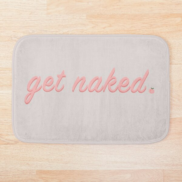 Get Naked Bath Mat