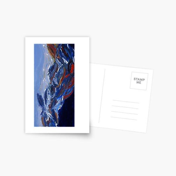 Twitterpainted Postcard