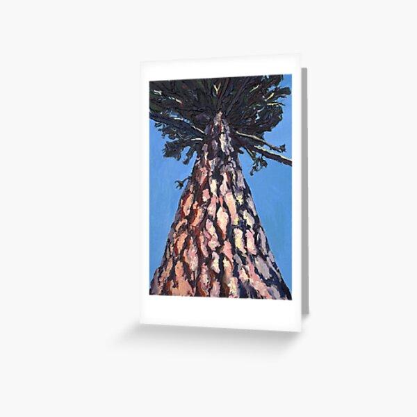 Vanilla Tree Greeting Card