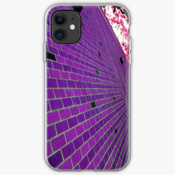 Bricks in a Wall iPhone Soft Case