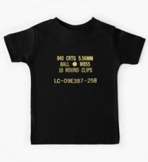 5.56x45mm M855 ammo can Kids Clothes