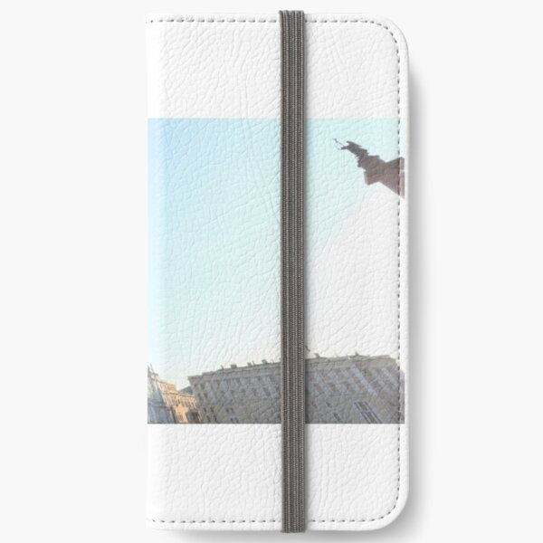 AerialCar iPhone Wallet