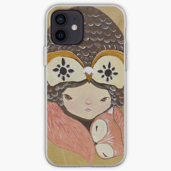 Willow & Foxy iPhone Soft Case