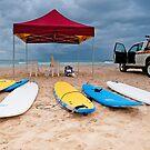 Cylinder Beach, Nth Stradbroke Is. Australia by Beth  Wode