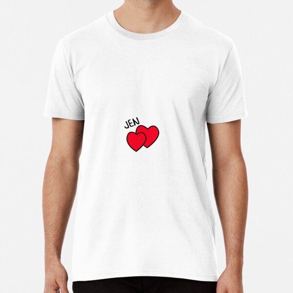 T-shirt de tatouage de Lana Rhoades nous aimons lana Rhoades T-shirt premium