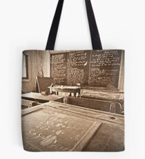 Lessons Learned... almost... Tote Bag