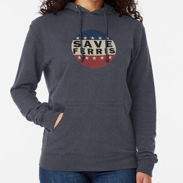 Save Ferris Lightweight Hoodie