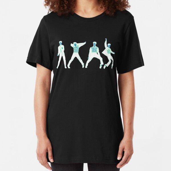 Rock n roll tshirt pinup rockabella 50s fifties retro top shirt jive dance tee
