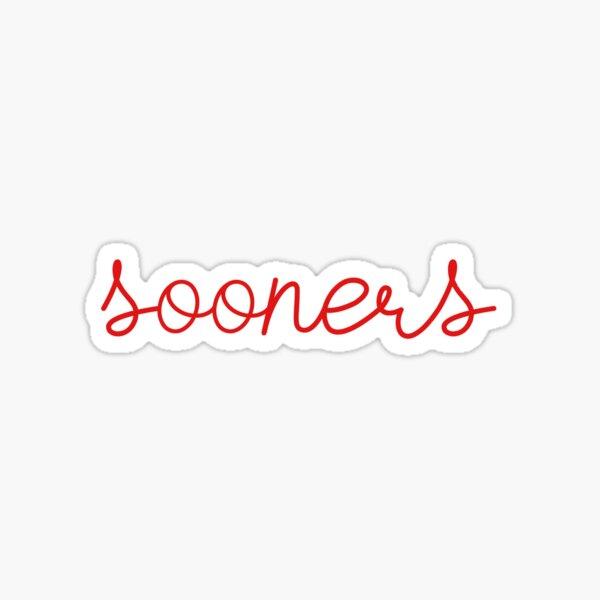 Sooners Sticker