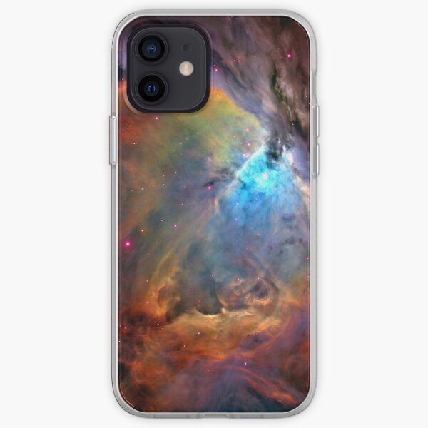 La nébuleuse d'Orion Coque souple iPhone
