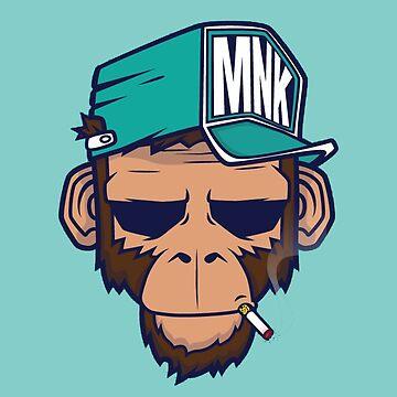 New MNK Monkey Shirts 2015 2016 by Sami-Djebli