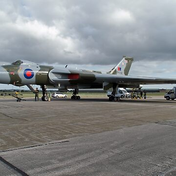 Vulcan by pursuits