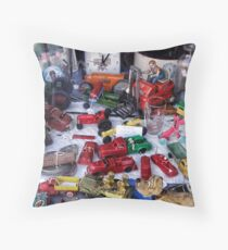 How Many Do You Remember? Throw Pillow