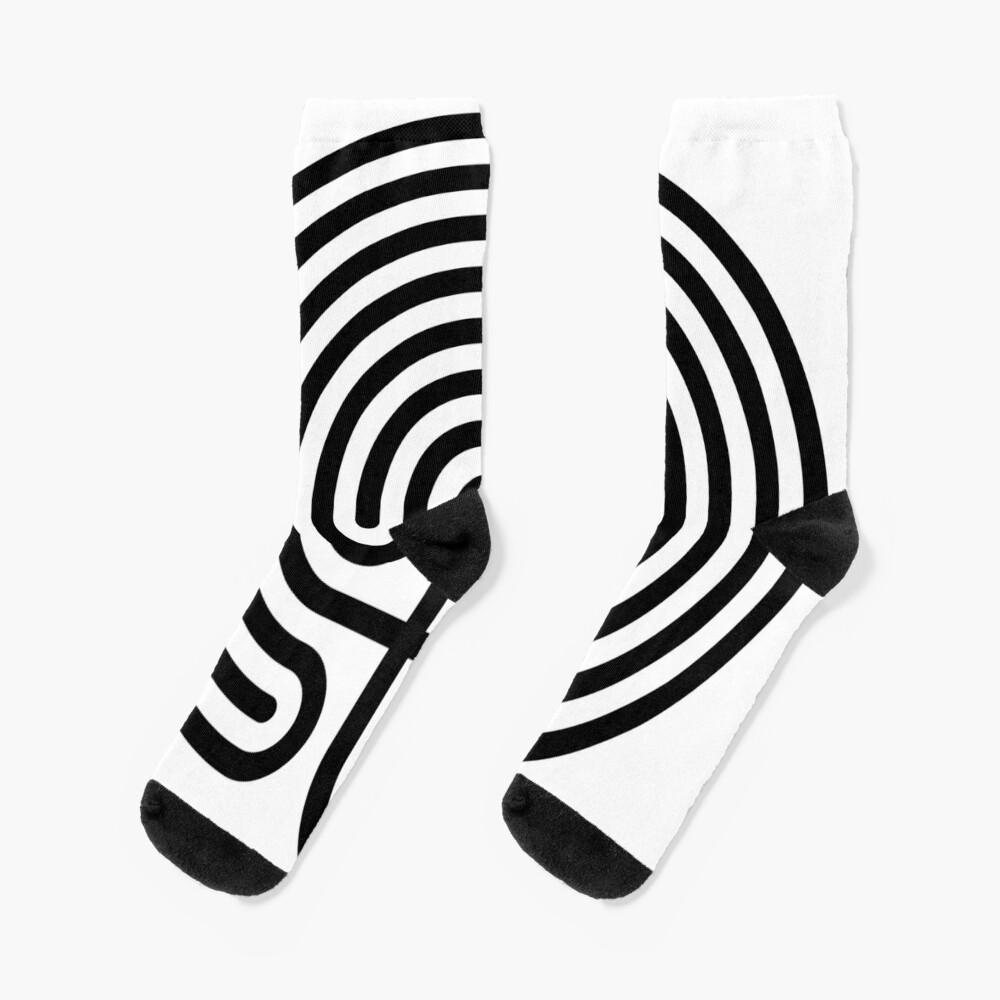 #Cretan, #labyrinth, Cretanlabyrinth Socks