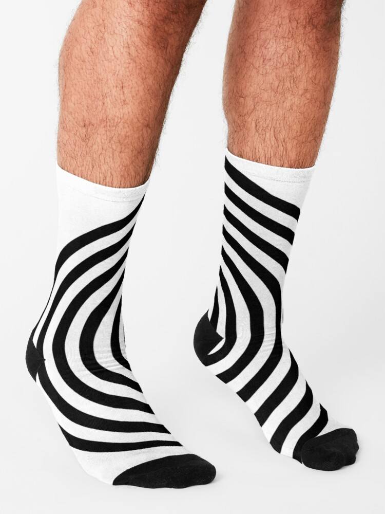 Alternate view of #Cretan, #labyrinth, Cretanlabyrinth Socks
