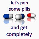 let's pop some pills by benjy