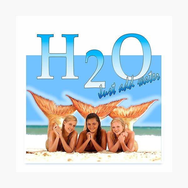 H2O Lámina fotográfica