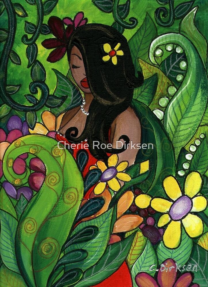 Jungle Girl by Cherie Roe Dirksen