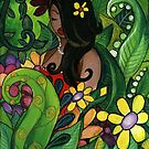 Jungle Girl by Cherie Roe Dirksen