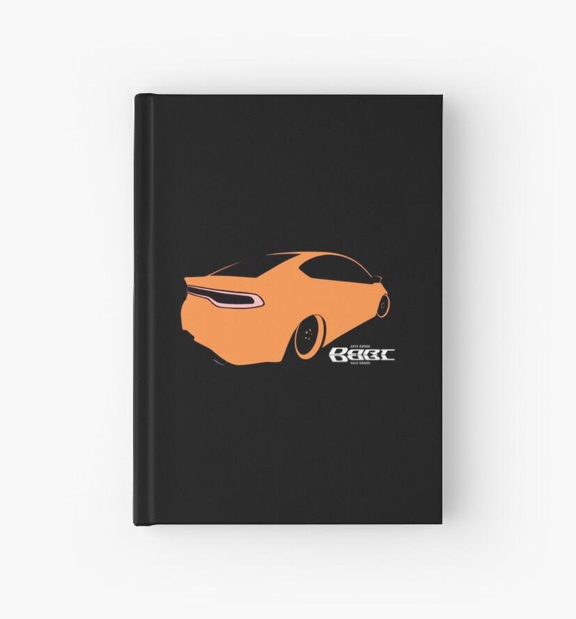 Dodge Dart - Header Orange / Vitamin C - Custom by suzq044