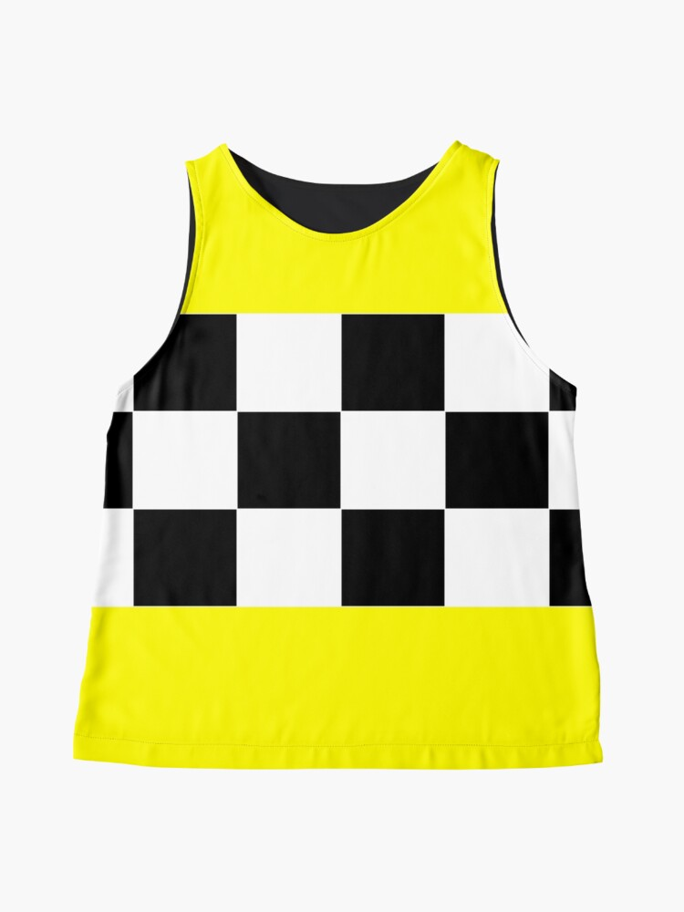Alternate view of Taxi Chic Sleeveless Top