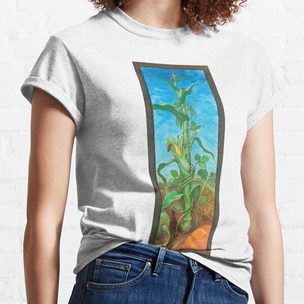 Three Sisters: Corn, Beans & Squash Classic T-Shirt