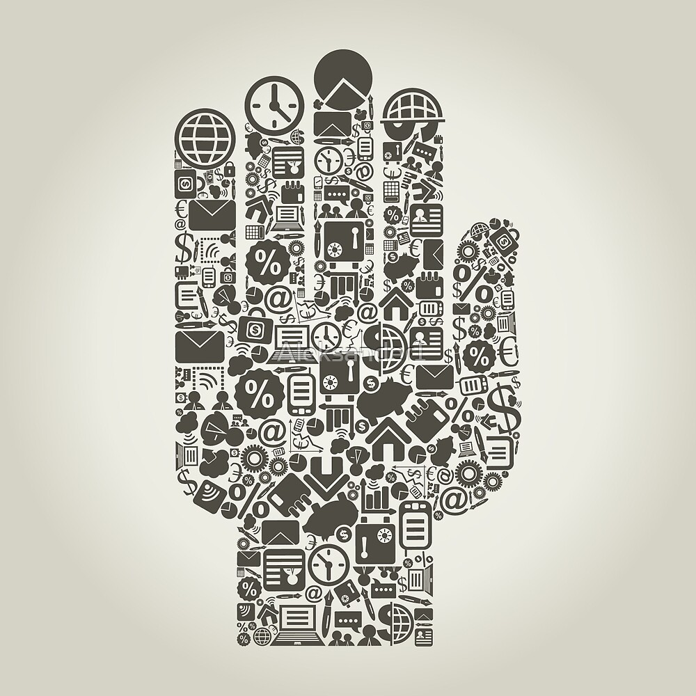 Hand business3 by Aleksander1