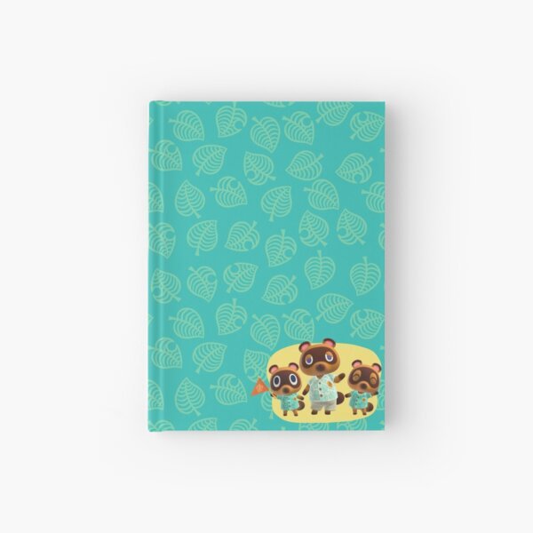 Animal Crossing New Horizons Journal Hardcover Journal
