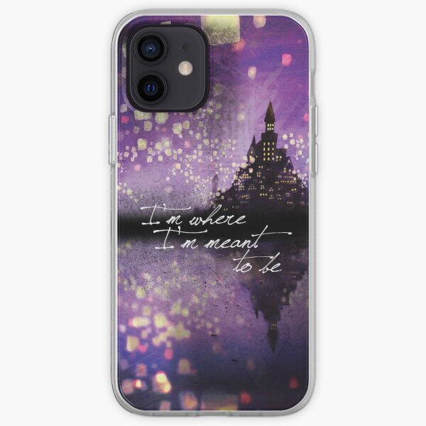 I See The Light iPhone Soft Case