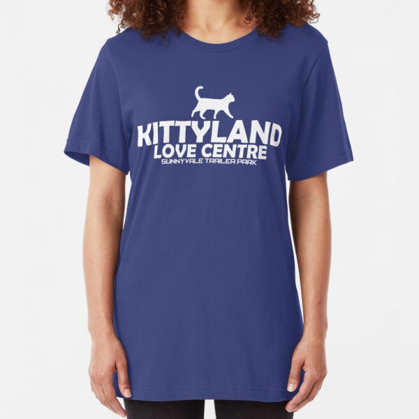Kittyland Love Centre Slim Fit T-Shirt