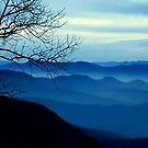 Blue Ridge redux by Mundy Hackett