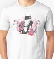 Queen of Hearts Unisex T-Shirt