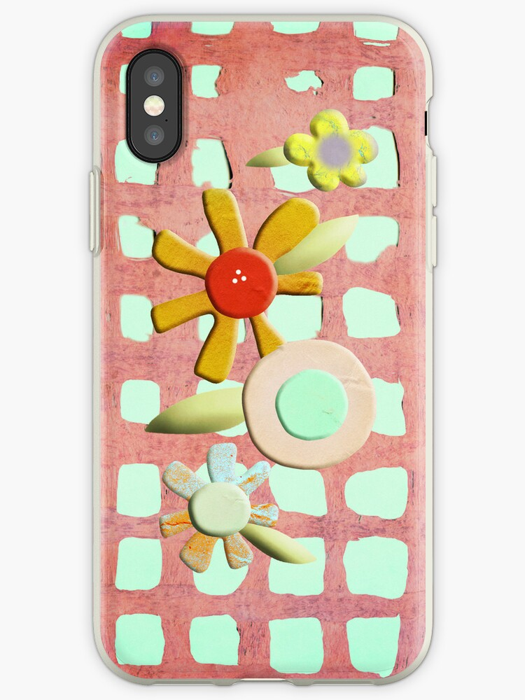 Flora iphone case by rupydetequila