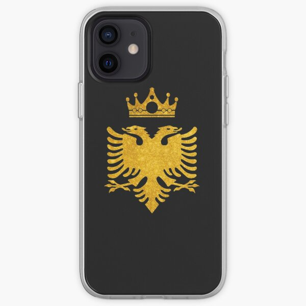 Aigle d'or Coque souple iPhone
