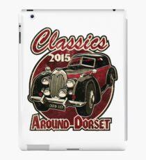 Classics around Dorset 2015 iPad Case/Skin