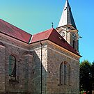 The village church of Eggendorf 2 by Patrick Jobst