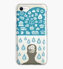 Person business3 iPhone Case/Skin
