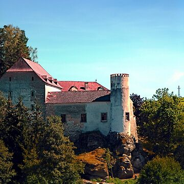 Waldenfels castle IV by patrickjobst