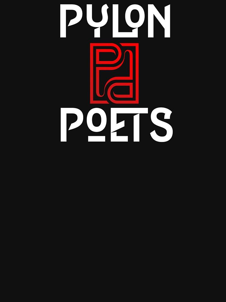Pylon Poets Logo by PylonPoets