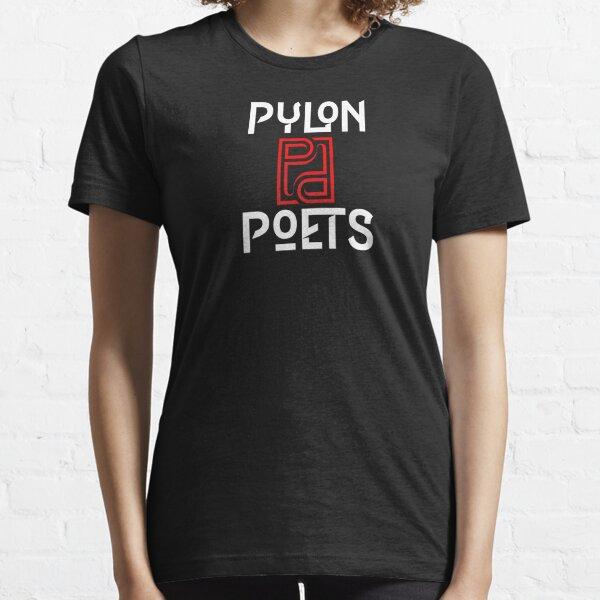 Pylon Poets Logo Essential T-Shirt
