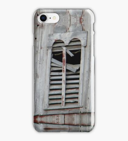 The Old Window iPhone Case/Skin