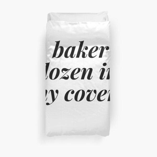 A BAKER'S DOZEN IN MY COVEN Duvet Cover