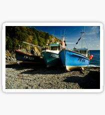 Cadgwith Cove Sticker
