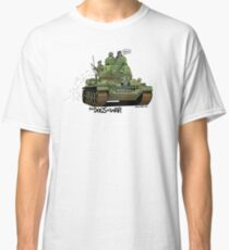 The Dogs of War: T34 Classic T-Shirt