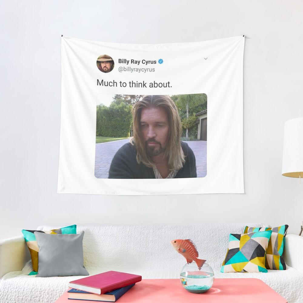 Billy Ray Cyrus Tapestry