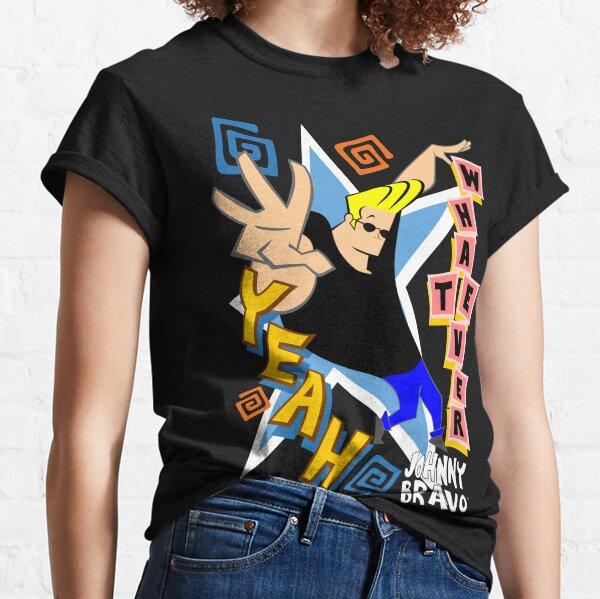 Johnny Bravo Yeah Whatever T-shirt Classic T-Shirt