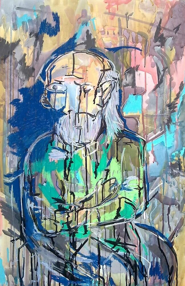 Psychaderelict (God in a Dirtshirt) by Matthew K
