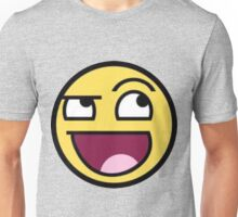 Awesome Face Epic Smiley AHA! Unisex T-Shirt