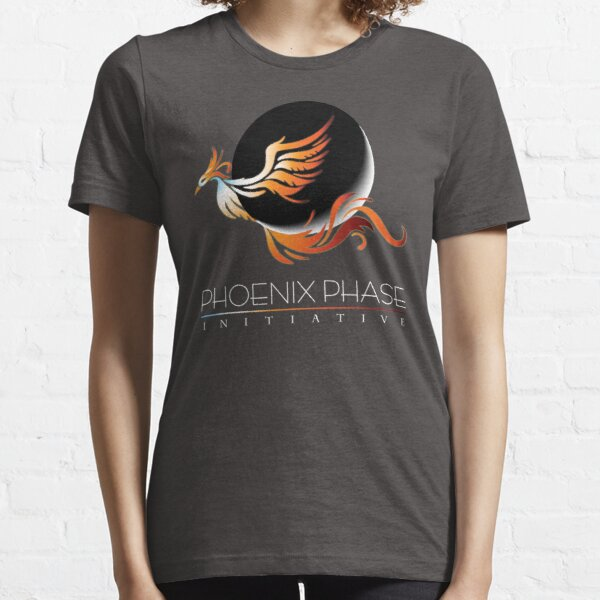 Logo Apparel - Phoenix Phase Initiative  Essential T-Shirt