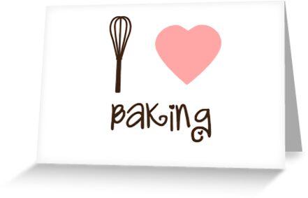 I Heart Baking by sweettoothliz